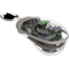 Picture of GYENNO Anti-Tremble Gyroscopic Self-Stabilizing Spoon w/ Intelligent Control Modules Kit, Includes Spoon & Fork Accessory