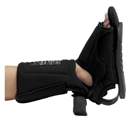 Picture of ANKLE CONTRACTURE BOOT with Sole