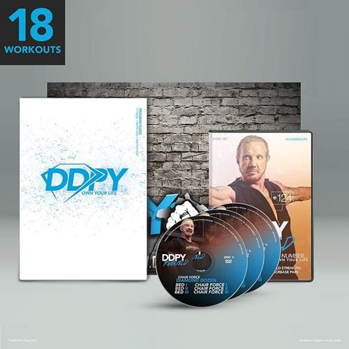 Picture of DDPY Rebuild DVD