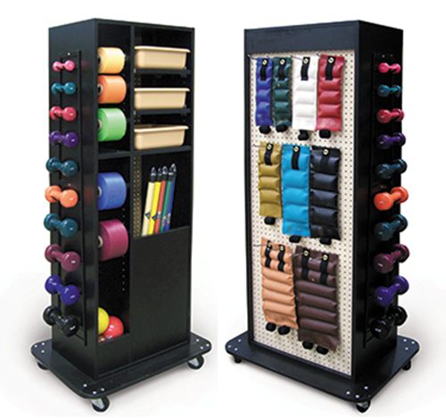 Picture of Compact Weight Rack