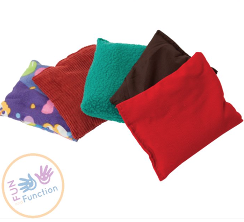 Picture of Weighted Tactile Beanbags-Set of 5