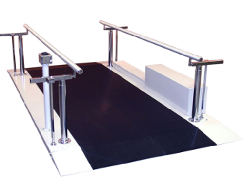 Picture of Bariatric, Motorized Parallel Bars