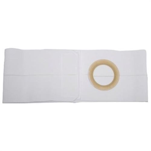 """Picture of Nu Form Ostomy Support Belt 7"""" Right side XL 3 3/4 belt ring"""