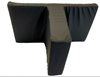 """Picture of Solid Back Foot & Calf Support with 3"""" Abductor (2"""" Foam)"""