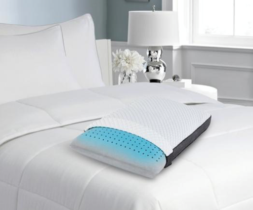 Picture of Black Ice Memory Foam Pillow