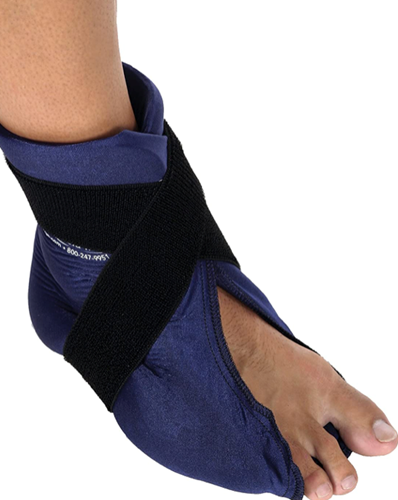 Picture of Elasto-Gel™ Hot/Cold Therapy foot/ankle wrap