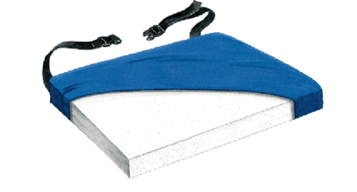 """Picture of Bariatric Foam Cushion w/LSII Cover 24""""x20""""x4"""