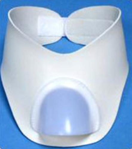 """Picture of Semi-Rigid Shower Collar, For Trach Neck Size 11""""-18"""" (1 Each)"""