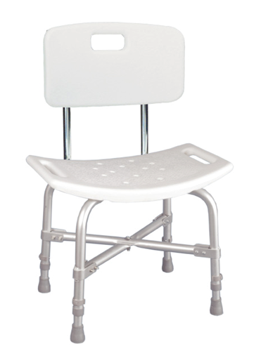 Picture of Deluxe Bariatric Shower Chair with Cross-Frame Brace