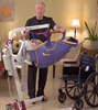 Picture of Bestlift PL350CT Full Body Patient Lift*OVERSIZED ITEM*