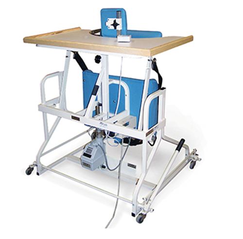 Picture of Electric Stand-In Table, Bariatric, 500 lb.