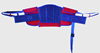 Picture of 2-Point Stand Assist Slings and Support Straps (Buttock Support Strap, Standard)