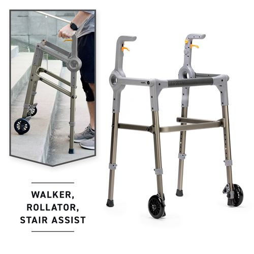 Picture of Roami Warrior Walker with 2 Wheels
