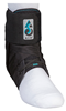 Picture of ASO® w/ Plastic Stays Ankle Stabilizer (black)