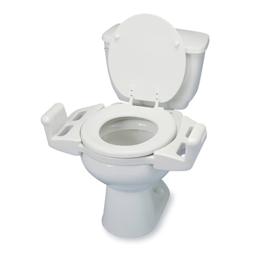 Picture of Reversible Toilet Transfer Seat
