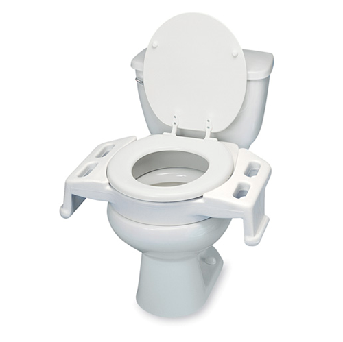 Picture of Elevated Toilet Transfer Seat