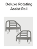 Picture of Prime Care Bed Assist Rail/Bar Options