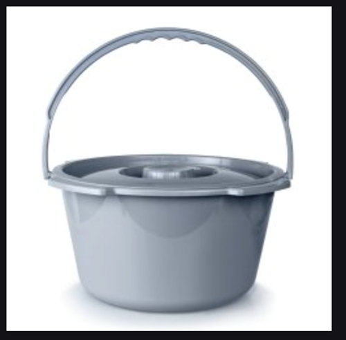 Picture of Commode Bucket for 11120, 12qt**OVERSIZED**