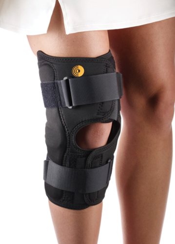 Picture of CoolTex Anterior Closure Knee Wrap w/Hinge