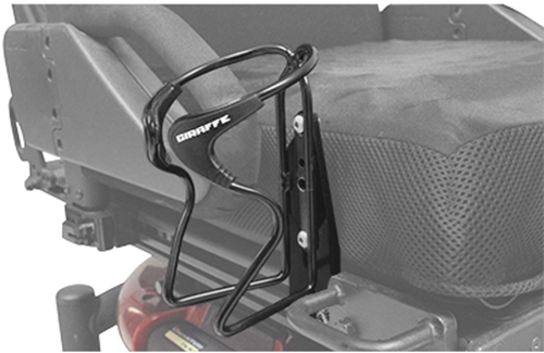 Picture of Bottle Holder with Universal Rail Bracket Mount