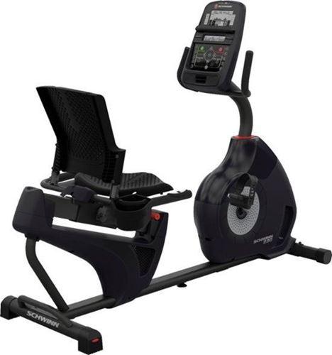 Picture of Schwinn Fitness 230 Recumbent Bike (Model Year 2020), Black
