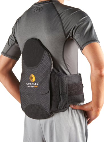 """Picture of Lace Align Lumbosacral Orthosis (LSO) L/XL 40"""" - 60"""""""