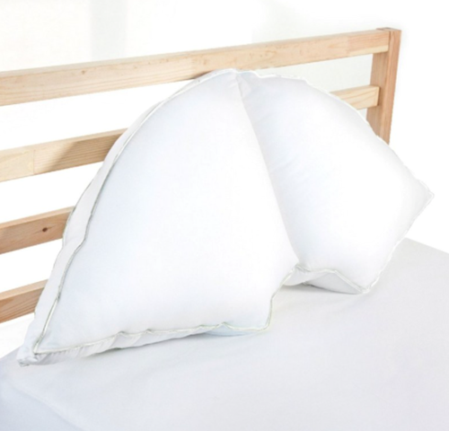 Picture of Half-Moon Side Sleeper Posture Pillow Cover