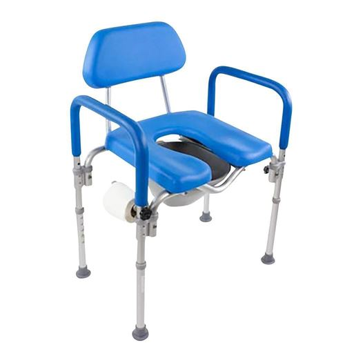 Picture of DIGNITY Padded Commode/Shower Chair