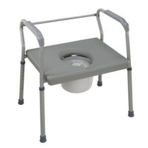 Picture of Briggs Heavy-Duty Steel Commodes**OVERSIZED**