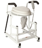 Picture of Toilet Lift with optional Bucket, Padded Seat