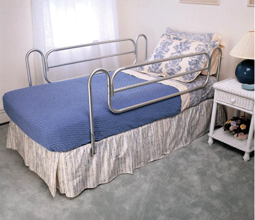 Picture of Carex Homestyle Bed Rails