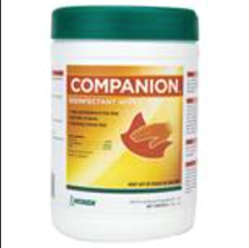 Picture of Companion Disinfectant Wipes (160 Count)