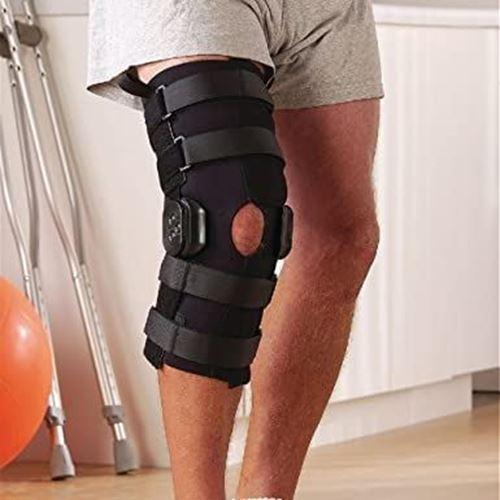"Picture of Rolyan B.I.G. Knee Sleeve 17"" Medium"