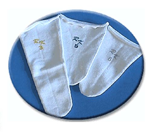 "Picture of Royal Flush - COOLMAX® Stretch Socks (16""-18"")"