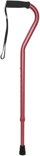 Picture of Ergo Offset Cane - Pink