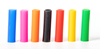 Picture of Stainless Steel Straw Silicone Tip Covers Pack of 50