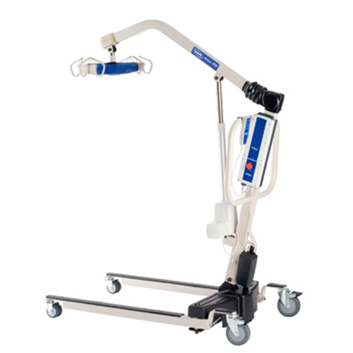 Picture of Invacare Reliant 450 Battery-Powered Lift with Power-Opening Low Base
