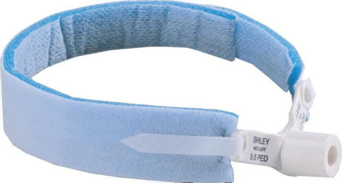 Picture of 240 Blue Trach Tube Holders by Dale Medical