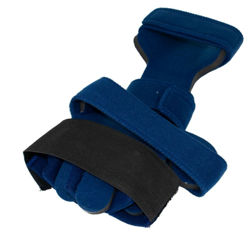 Picture of Comfyprene Hand Separate Finger Orthosis : Dark Blue