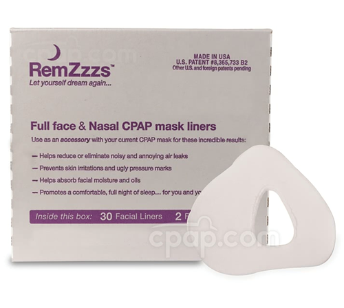 Picture of RemZZZ Full face Liners