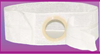 Picture of Nu-Hope Nu-Form WHITE Support Belt With Prolapse Strap, MEDIUM