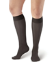 Picture of AW 76 Compression Stockings, 8-15 mmHg, Closed Toe Knee High
