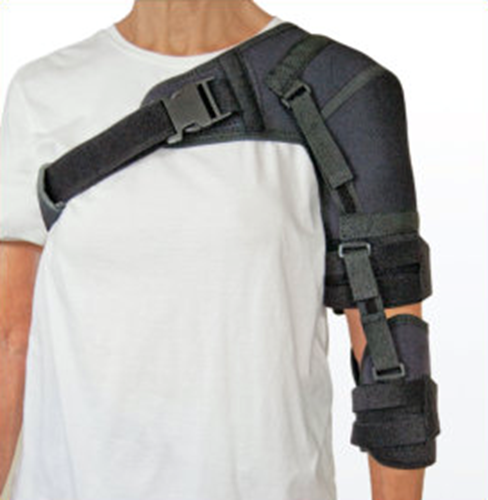 Picture of Elbow and Arm Ortoses Shoulder Stabilizer- Medium
