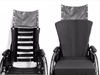 Picture of Adjustable Strap Wheelchair Back