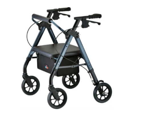 Picture of Star HD Petite Rollator,  Blue