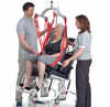 Picture of Molift Easy Toilet 4-Point RgoSling without Head Support Size M, Weight Capacity 99-209 lbs.