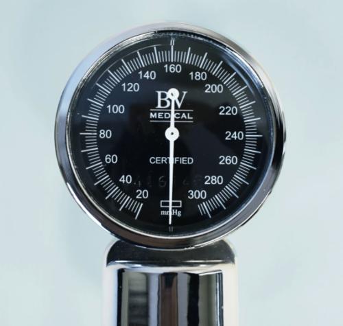 Picture of Optimum Aneroid Sphygmomanometer, Thigh Cuff
