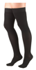 Picture of Thigh High Closed Toe Stockings / Unisex-Dot Top 30-40mmHg