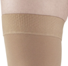 Picture of AW Style 315 Compression Stocking Closed Toe Thigh Highs w/Sili Dot Band - 30-40 mmHg-Beige
