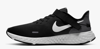Picture of Nike Revolution 5 FlyEase- Black and White- Size 12